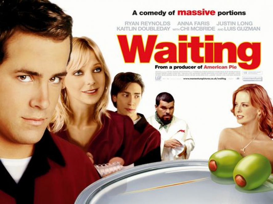 Waiting movie dane cook