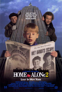Home Alone 2: Lost in New York (1992)