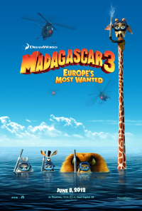 Madagascar 3: Europe&#39s Most Wanted (2012)