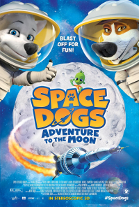 Space Dogs: Adventure to the Moon (2016)