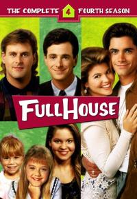 Full House Season 4 (1990)