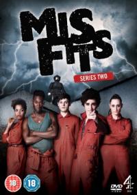 Misfits Season 2 (2010)