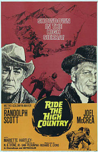 Ride the High Country (1962)