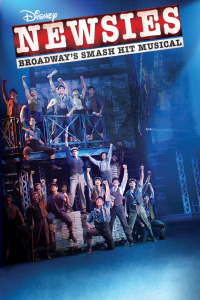 Disney&#39s Newsies the Broadway Musical (2017)