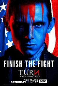 TURN: Washington&#39s Spies Season 4 (2017)