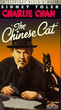 Charlie Chan in The Chinese Cat (1944)