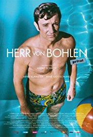 Herr von Bohlen privat (2015)