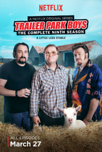 Trailer Park Boys: Out of the Park Season 2 (2017)