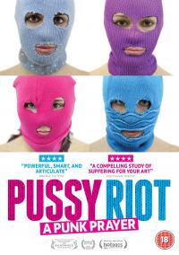 Pussy Riot: A Punk Prayer (2013)