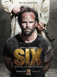 Six Season 2 (2018)