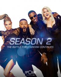 The Four: Battle for Stardom Season 2 (2018)