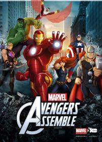 Avengers Assemble Season 5 (2018)