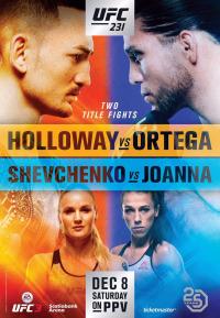 UFC 231: Holloway vs. Ortega (2018)