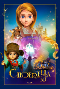Cinderella and the Secret Prince (2018)